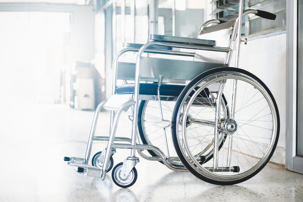 rolstoel